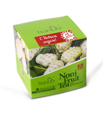 Фруктовый чай «Нони»