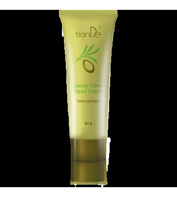 Крем для рук «Солнечные оливки»