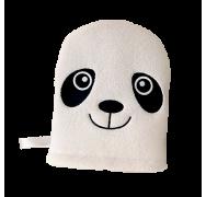 Детская мочалка-рукавичка Baby Bambo/Бейби Бамбо